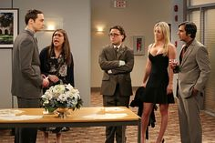 The Big Bang Theory Photos: Say Yes To This Little Black Dress on CBS.com