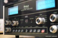 McIntosh - cjm-audio High End Audiomarkt für Gebrauchtgeräte