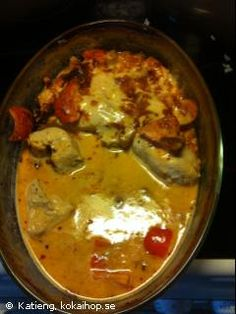 Thai Red Curry, Chicken Recipes, Recipies, Ethnic Recipes, Gluten, Food, Recipes, Essen, Meals