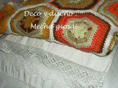 Mantas , Deco y diseño en tejidos. Unicos . By Mecha.