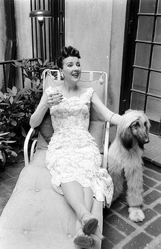 Gypsy Rose Lee and pal