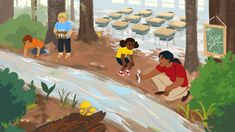 Eight Ways To Teach Climate Change In Almost Any Classroom. Teachers and education organizations are introducing the topic in subjects from social studies to math to English language arts, and at every grade level. Citizen Science, Science Education, Education Issues, Environmental Education, Elementary Science, Art Journal Pages, Infp, Studio Kids, Art Nouveau