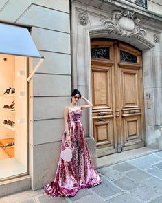 Kaia Gerber, Heart Evangelista Style, Filipina Beauty, Pink Gowns, Haute Couture Fashion, Everyday Dresses, Fashion Killa, Playing Dress Up, Elegant Dresses