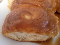 North Dakota caramel rolls ....I'm sure South Dakota has been making these for many years as well