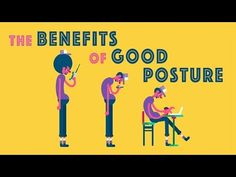 A Good Posture is Beneficial to Your Health | Health - BabaMail