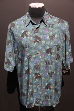 John Lasseter Revealed His Pixar Hawaiian Shirt Collection At D23 Every  Disney Movie b463d53b9