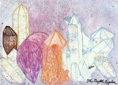 The Crystal Kingdom by Dana Lee dollsandmagic.com