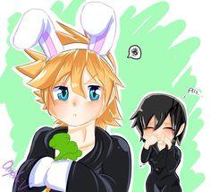 Bunny Roxas by Shadowofhearts Deviantart