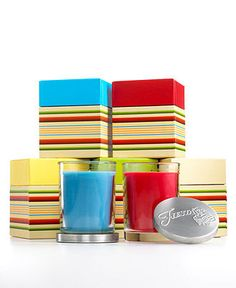 They make fiestaware candles!?!!?! Yes!  I saw them over the holidays at Tuesday Morning!!!!