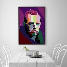 Fridtjof Nansen var en norsk polfarer oppdager diplomat og vitenskapsmann. Han fikk i 1922 Nobels fredspris etter sin store internasjonale innsats for flyktningene etter første verdenskrig. #ViHyller denne helten! #2019no #ViHylller #Interiør #Norskinteriør #Veggpynt #Plakat #Plakater #MinVegg #Art #instainteriour #Nybolig #Interiørinspirasjon #Norskdesign #Nytthus #Farger #Stue #Bilder #Fargeglede #Design #Inspirasjon #NyBolig #Design #Fargeglede #Norskdesign #Interiour123… Batman, Superhero, Portrait, Poster, Fictional Characters, Inspiration, Design, Art, School