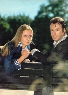 Peter Alexander und Tochter Peter Alexander, Stars, Peter The Great, Daughter, Face, Nice Asses
