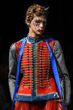 アンダーカバー 2016年春夏コレクション - ピエロが欺くロックンロール・サーカス - 写真80 | ファッションニュース - ファッションプレス