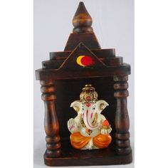 Small Mandir / Temple with Ganesha