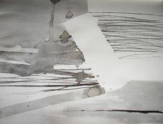 """Saatchi Online Artist Małgorzata  Biegańska; Drawing, """"storm"""" #art"""