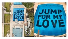 "Ich Bin Kong's ""Jump For My Love"" Pool"