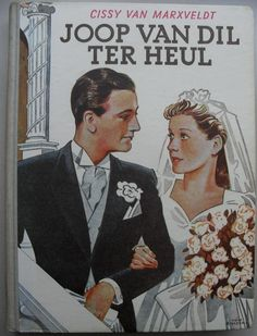 Joop van Dil Ter Heul. Met tekeningen van Hans Borrebach. Twaalfde druk. De Erven Loosjes, Haarlem.
