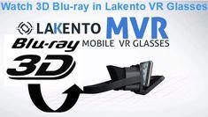 Watch 3D Blu-ray in Lakento VR