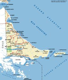 Provincia de Tierra del Fuego, Argentina / Tierra del Fuego province, Argentina