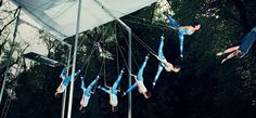 To Calm Her Nerves, This Founder Takes to the Trapeze | Inc.com