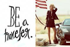 Be a traveler!