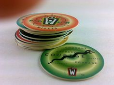 18 Wizard POGS by WildGooseChase on Etsy #stocking stuffers #etsy