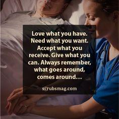 #Karma #Nurse #Quotes #Inspiration