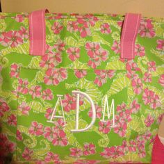 Lilly cooler.