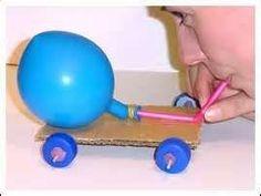 Ballon racer groep 7