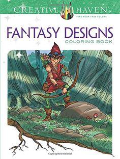 Creative Haven Fantasy Designs Coloring Book (Creative Haven Coloring Books) by Aaron Pocock http://www.amazon.com/dp/0486801284/ref=cm_sw_r_pi_dp_jjZgwb1RJVPAQ