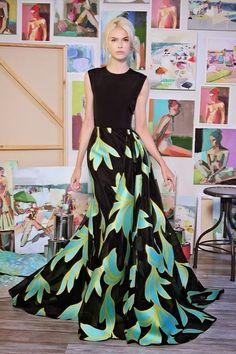 vestidos estampados elegantes 2015 - Buscar con Google