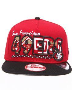 NFL San Francisco 49ers Snapback Hat (32)  efe6b8762
