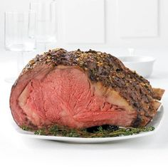 Emeril's Prime Rib Roast ... make Paula Deans every year for Christmas dinner. Need to try this