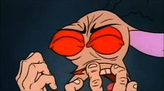Classic Ren & Stimpy - These dirty hands...