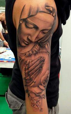 My cousin tattoo