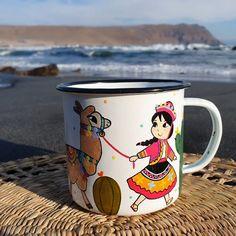 """205 Me gusta, 18 comentarios - Sol DecoHogar (@soldecohogar) en Instagram: """"""""A veces sentimos que lo que hacemos es tan solo una gota en el mar,  pero el mar sería menos si le…"""" Gota, Mugs, Tableware, Instagram, Dinnerware, Cups, Tumbler, Dishes, Mug"""