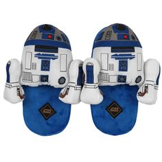 Slippers - Star Wars - R2-D2 Unisex Blue