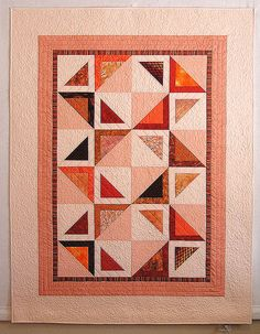 From the Modern quilt challenge