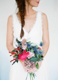 Parisian Industrial Loft Wedding Inspiration: http://www.StyleMePretty.com/2014/03/20/parisian-industrial-loft-wedding-inspiration/ Greg Finck Photography on #SMP