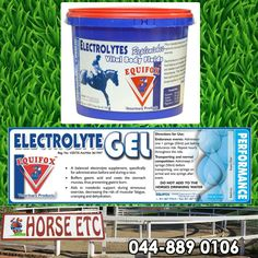 Equifox Electrolytes Gel provides you with an effective method to provide your horse with electrolytes, because it's a gel it becomes easy to apply to the pallet of the horse. #equestriansport #saddlery #equestriansupplies