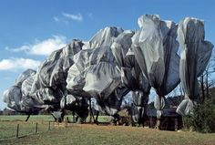 WRAPPED UP | CHRISTO AND JEANNE CLAUDE