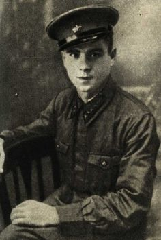 Volga Germans. Petty Officer Vyacheslav E. Meyer during the fighting led the defense of one of the compartments of the barracks of the Brest Fortress.