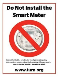 Wireless Smart Meters - Just because you can't see radio frequencies doesn't mean they are safe. Watch a short but shocking video of how plant...