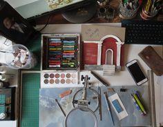 Miniature Building Miniature Building #miniature #building #diorama #scale #hanmade #mukavva #gulipeksanat #art #artist #ıstanbul #yaratıcılık #ıphone