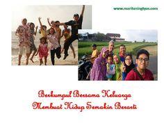 Marita's Palace: Berkumpul Bersama Keluarga Membuat Hidup Semakin B...