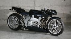 Click above for more shots of the custom bikes from Babylon A.D.