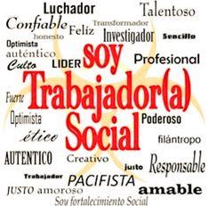 #TrabajoSocial Todo eso y mucho más