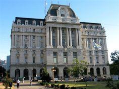palacio de correos y telecomunicaciones buenos aires