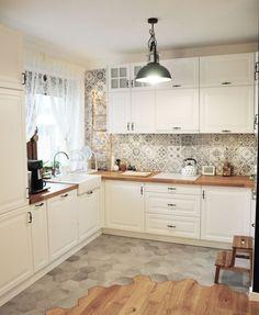 Kitchen Room Design, Kitchen Cabinet Design, Modern Kitchen Design, Home Decor Kitchen, Interior Design Kitchen, New Kitchen, Home Kitchens, Kitchen Ideas, Kitchen Furniture