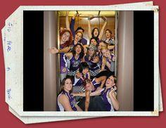 my home team  grand prix madonnas - detroit derby girls