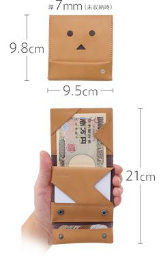 ダンボーとコラボした薄い財布abrAsus(アブラサス) Diy Leather Card Holder, Leather Craft, Leather Bag, Leather Wallet Pattern, Wallet Tutorial, Leather Working, Card Wallet, Travel Bags, Handmade